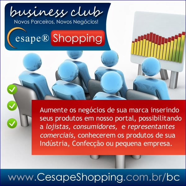 BUSINESS CLUB CESAPE SHOPPING