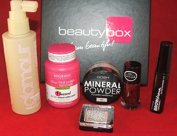 Beautybox I am beautyful