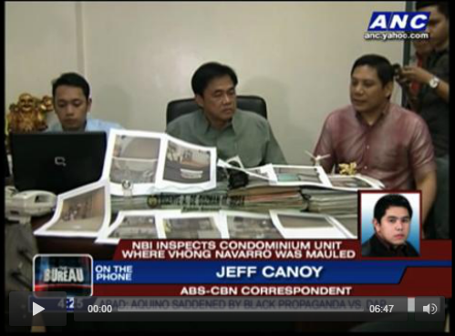 NBI Finds No Damage to Deniece's Condo the Video Report