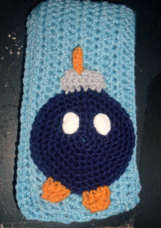 SUPER MARIO CROCHET PATTERN ? Easy Crochet Patterns