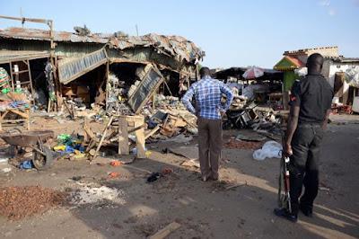 Serangan Bom Kelompok Boko Haram di Nigeria, 25 Orang Tewas