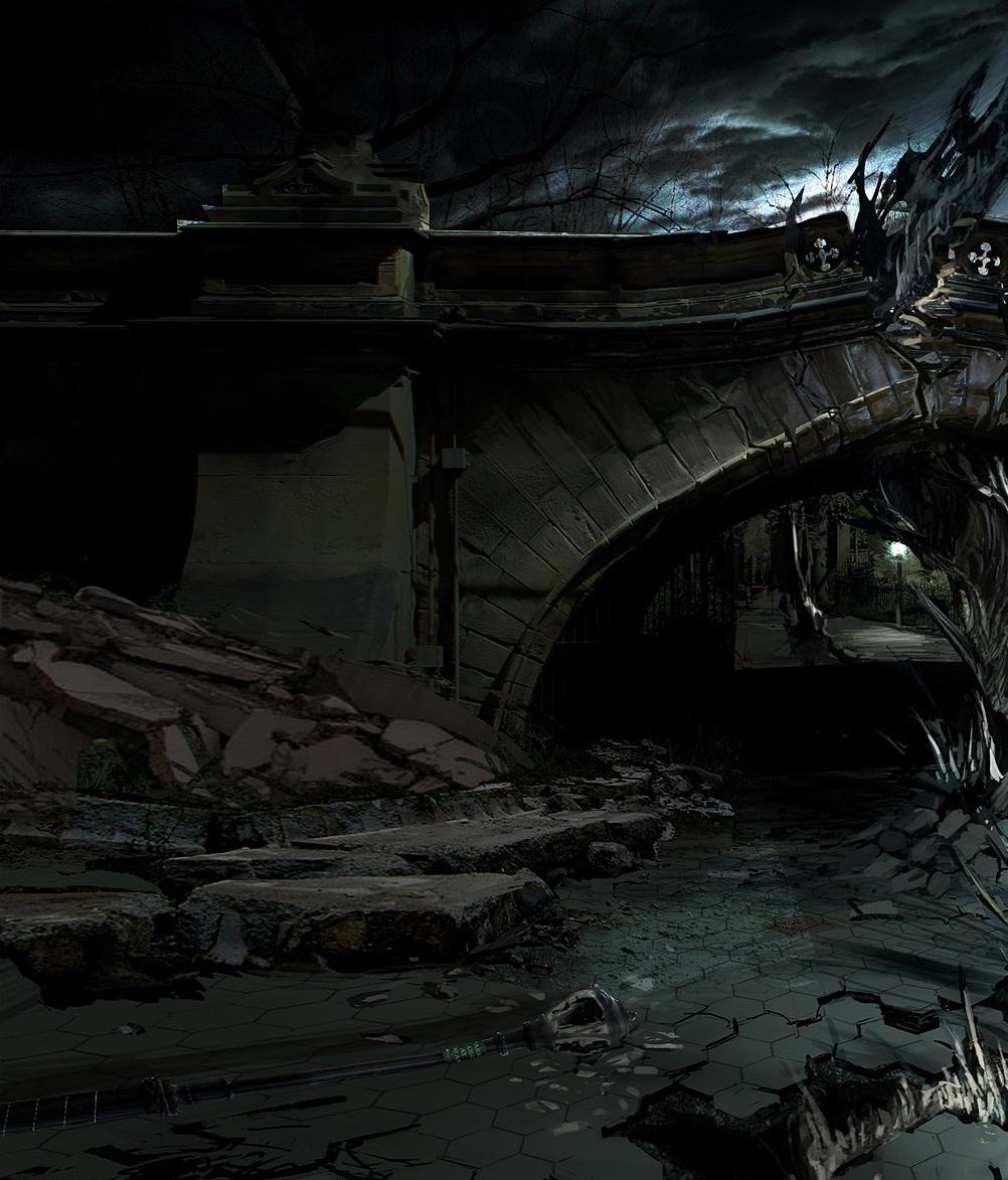 Wallpaper Gambar-Gambar Misteri, Dark, Kegelapan