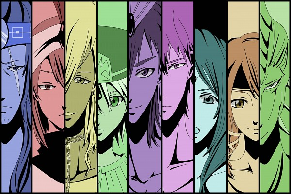Just another awesome anime Magi the labyrinth of magic  Whatever