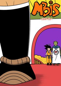 My Brother in Spirit Manga