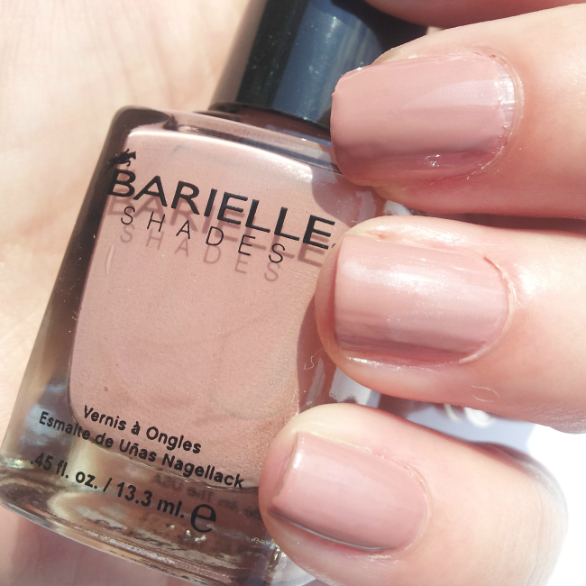 Barielle 'No Not Now' Swatch
