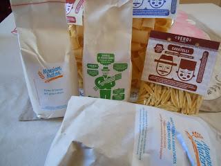 """i prodotti di """"Mangiare Matera"""""""
