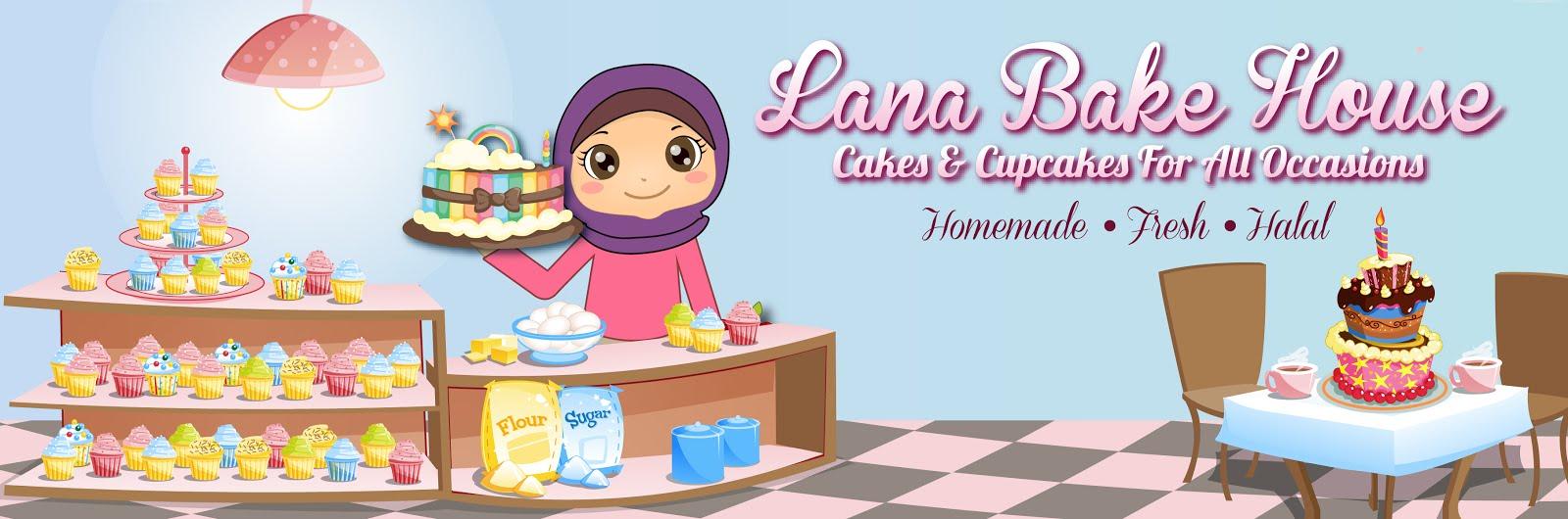 ~Lana Bake House~Penang~Halal~