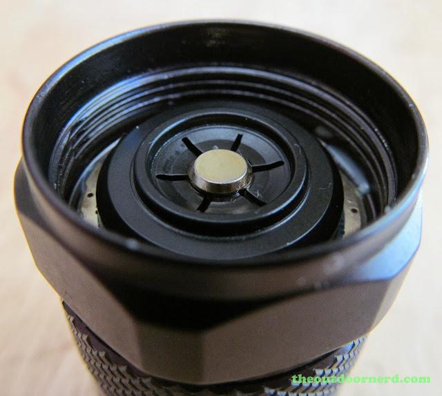 Nitecore SRT3 Defender EDC Flashlight: Reverse Polarity Protection 2