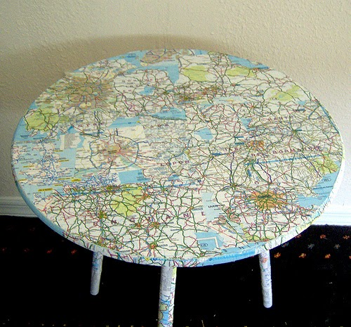 Cadlow vape world how to decoupage furniture diy paper for Cadlow mural world