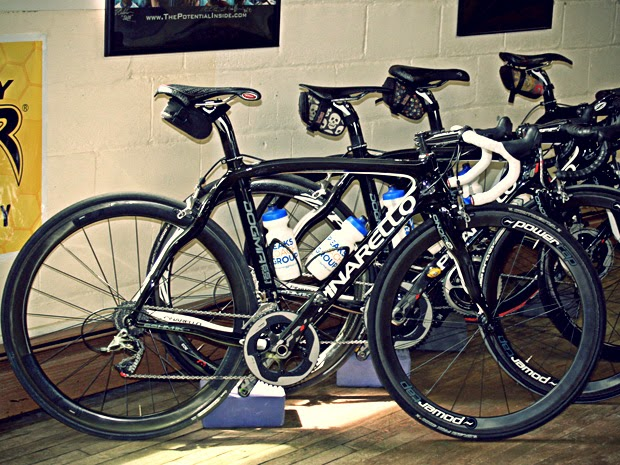 Peaks Coaching Group Pinarello Dogma Review Hunter Allen