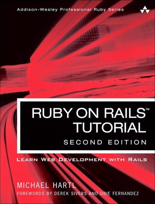 Ruby on Rails Tutorial 2nd Edition