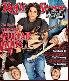 John Mayer on Rolling Stone Magz