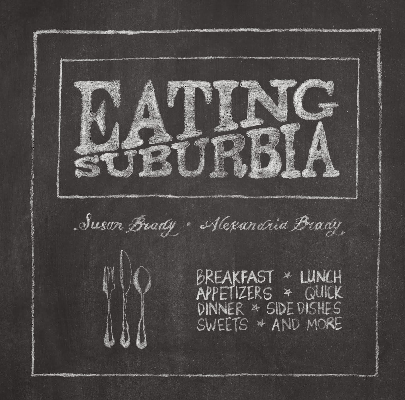 Eating Suburbia Cookbook Now Available!