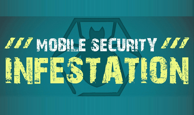 Image: Mobile Security Infestation