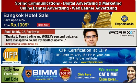 Internet Banner Advertising: Low Cost Lead Generation Method