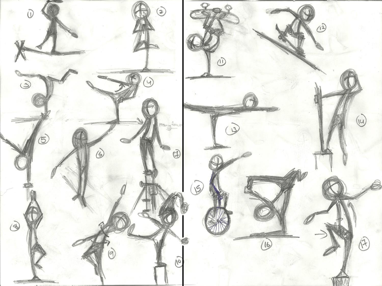 Anuj Garg Week 11 Human Anatomy For Animators