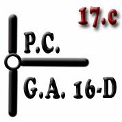 Ejemplo 17.c: Puesto de mando del G.A. 16ª División