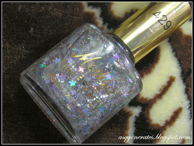 Medora Chunky Glitter polish in 429