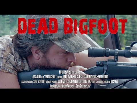 Dead Bigfoot A True Story Full Movie