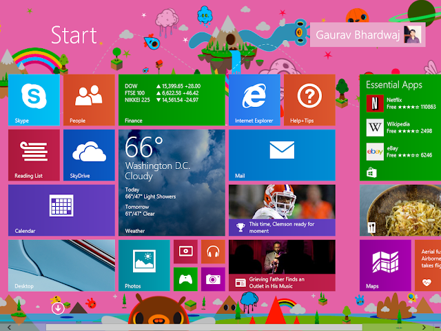 Windows 8.1 Review - Hats Off Effort By Microsoft
