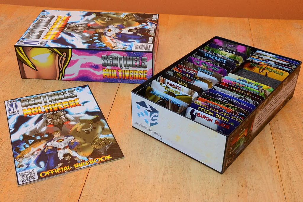The Enhanced Edition with Rook City and Infernal Relics in the box. Image courtesy user breegul on Boardgamegeek