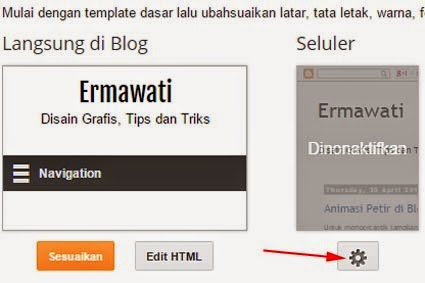 Membuat Blog Support Mobile Friendly