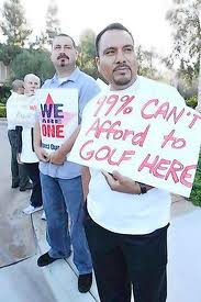 Occupy Golf Movement