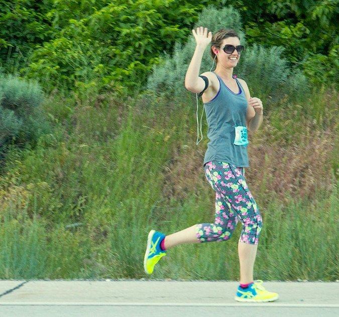 utah valley half marathon recap