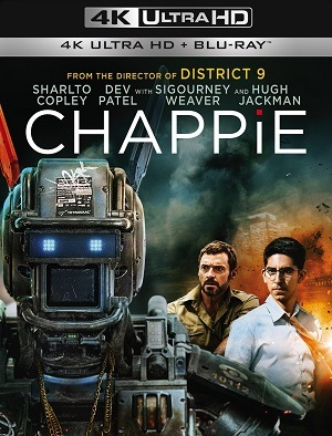 Chappie 4K Filmes Torrent Download capa
