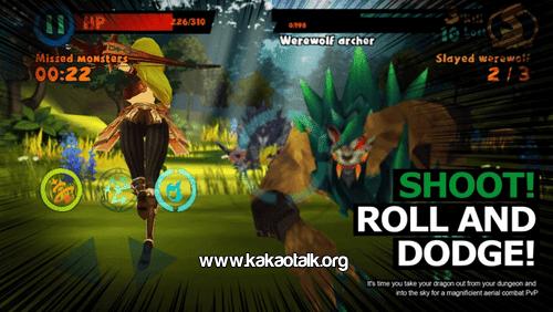 Juega gratis Archer King For Kakao