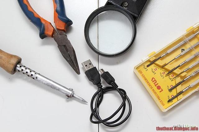 Hướng dẫn khắc phục sửa lỗi USB bị hỏng không format được
