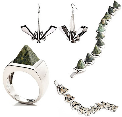 fashion eddie borgo insect jewelry collection