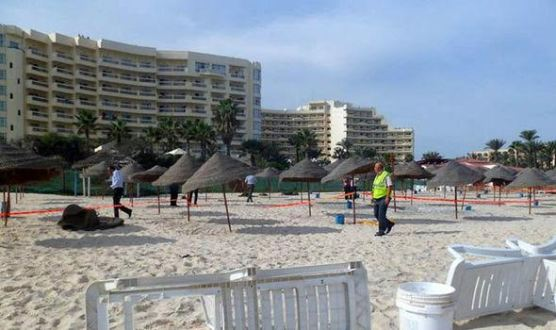 Popular Beach Hotel In Tunisia Attacked By Terrorists, At Least 19 Tourists Killed