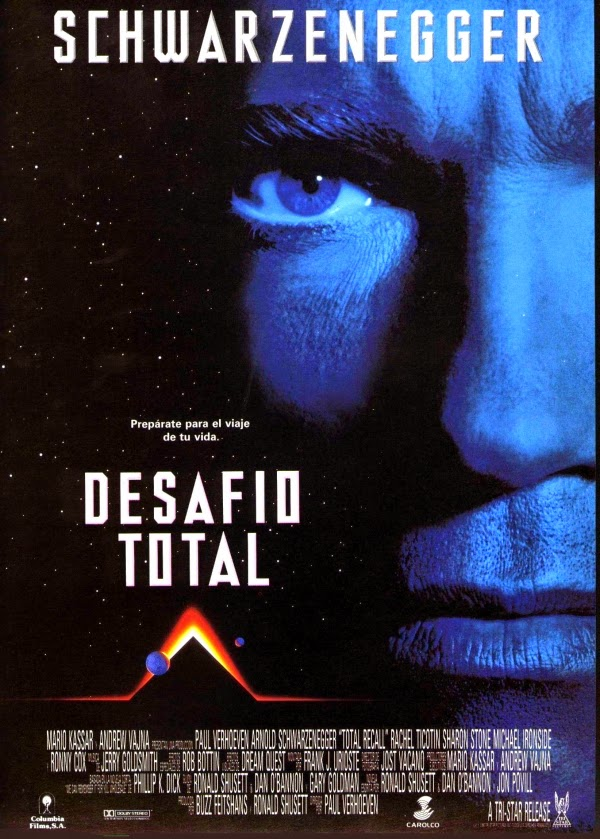 Spiritual Movie Film Spiritual Film Initiatic Total Recall