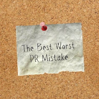 PR mistakes when dealing with bloggers
