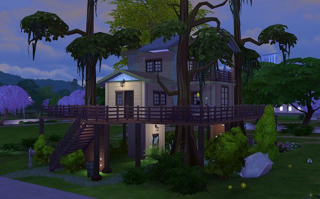 Treehouse Night