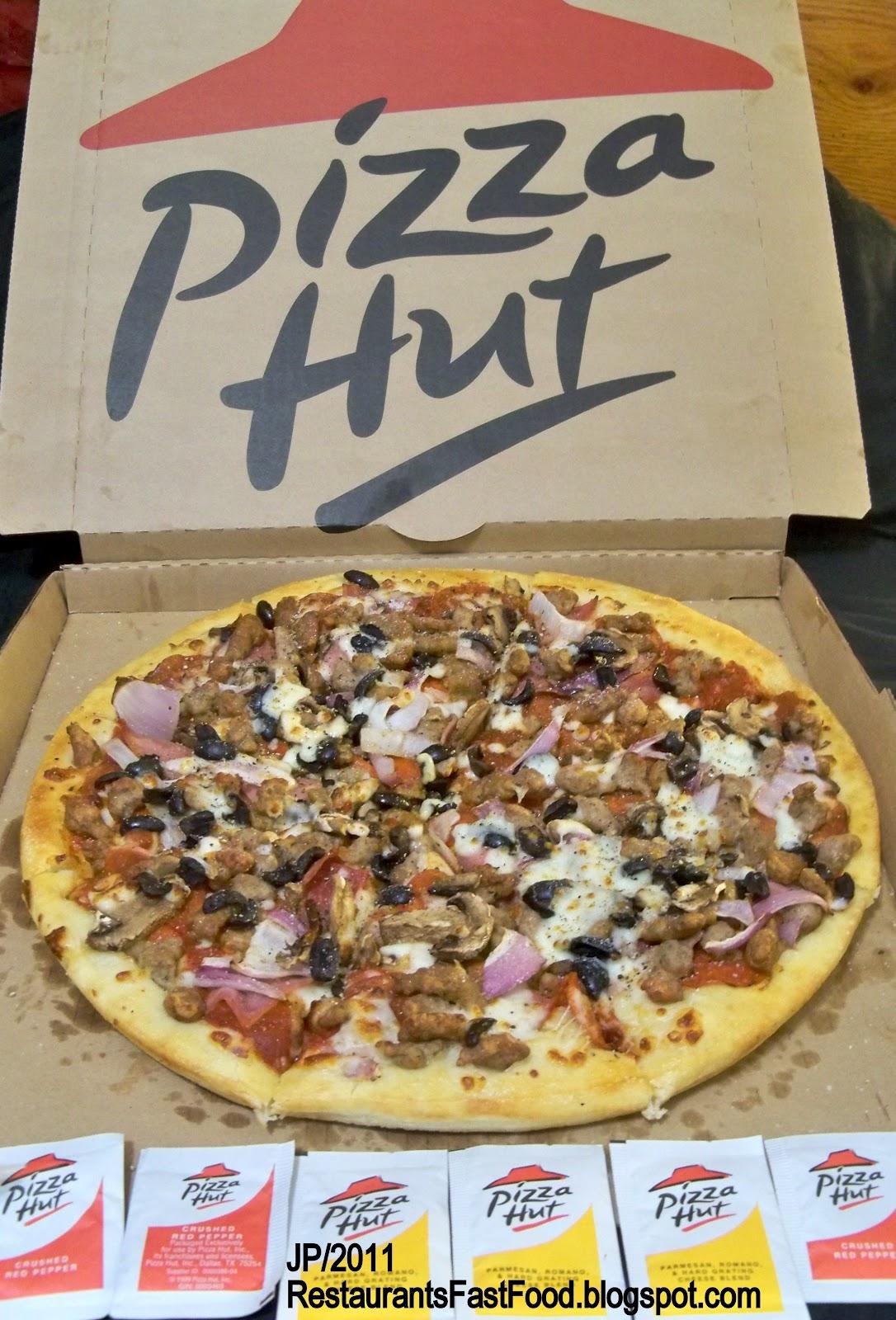 Restaurant Fast Food Menu McDonald\'s DQ BK Hamburger Pizza Mexican ...