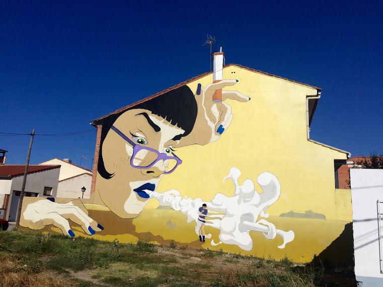 Nuevo mural