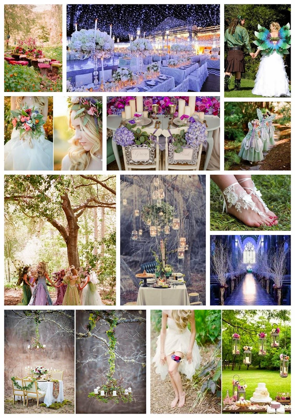 Matrimonio Tema Fate : I temi del matrimonio