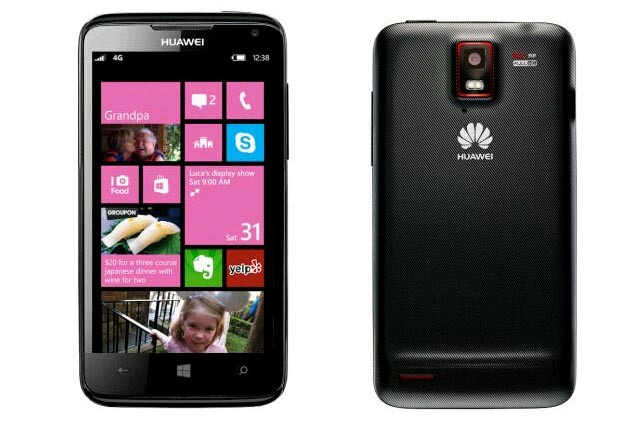 Huawei Ascend W2 Will Be The Thinnest Windows Phone Smartphone