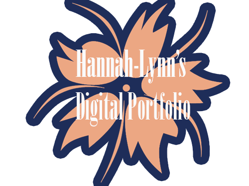Hannah Williams' Digital Portfolio