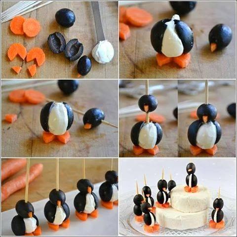 model de pinguini la Gustos.ro