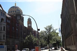 Nueva Sinagoga de Berlin