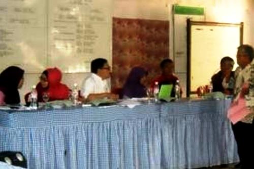 Mediasi Sengketa Lahan. Kotabumi Lampung Utara