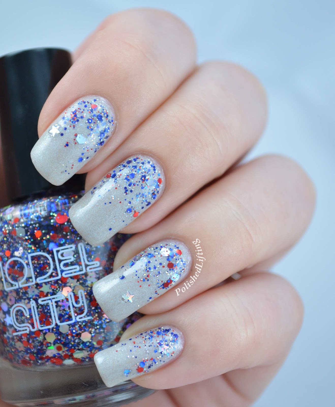 Model City Polish Stand Proud Reverie Nail Lacquer Starcrossed