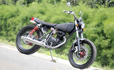 Modifikasi Honda GL - Pro Neo Tech