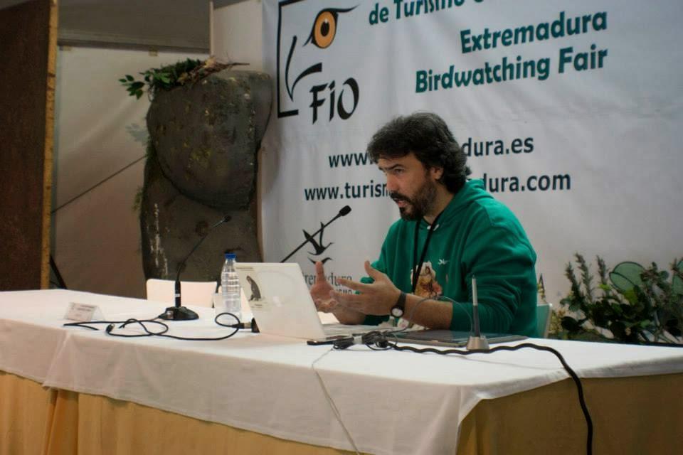 FIO 2014 Conferencia Ilustración Digital Naturaleza Diego Ortega Alonso