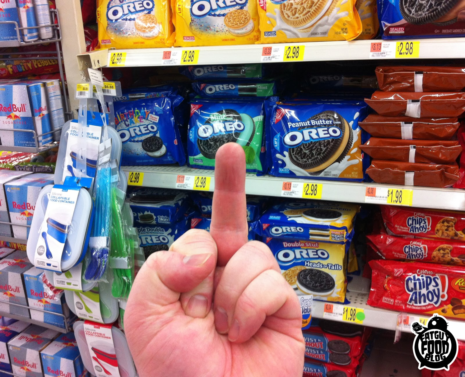 Limited Edition Oreo Flavors