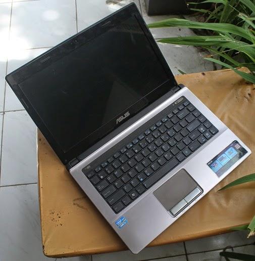 jual laptop bekas Asus A43E-VX170D