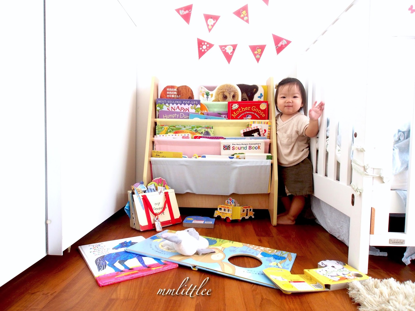 Small Es Our Children Invaded The House A Million Little Echoes Image Of Personalized Kidkraft Sling Bookshelf